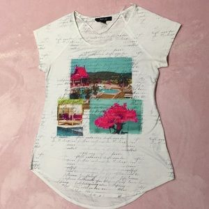 Style & co petite size small top